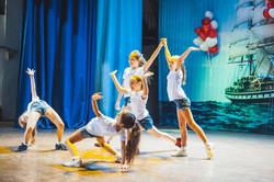 Участие в танцевальном шоу 14.02.16