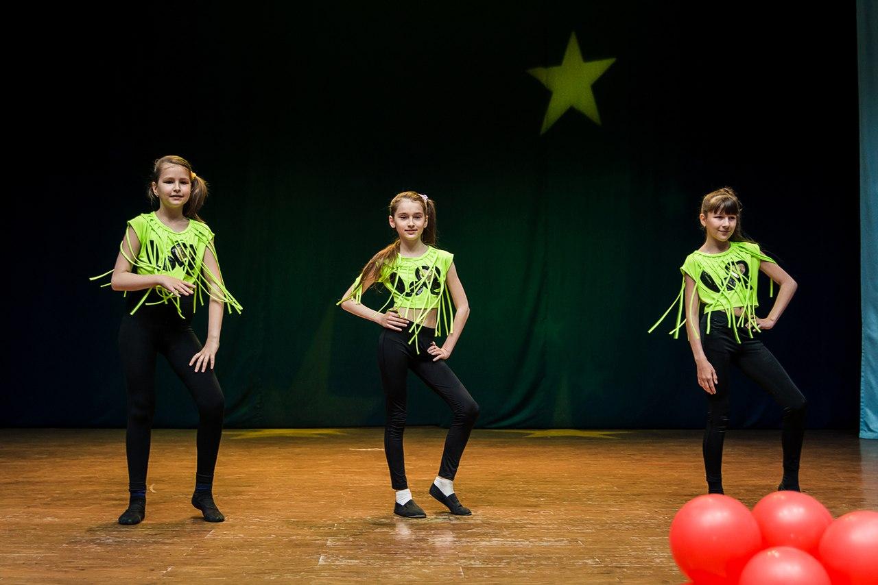 Детский фестиваль танца!