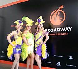 Cristal Broadway Show