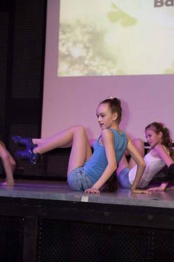 Клубные детские танцы
