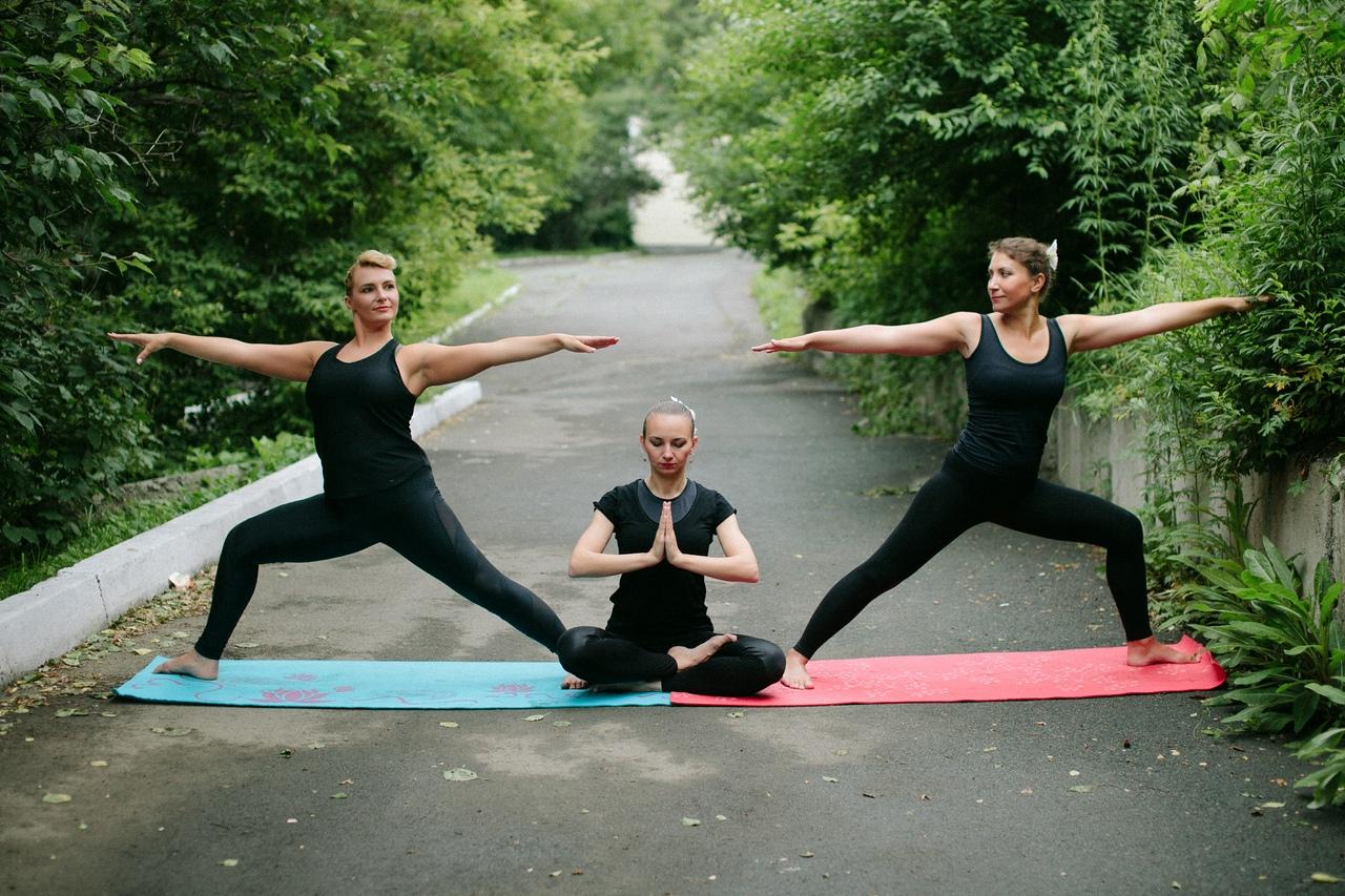 Йога во Владивостоке