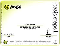 сертификат зумба, зумба владивосток, фитнес тренер владивосток, инструктор групповых программ по фитнесу, хореограф, zumba vl, танцы во Владивостоке, седьмое небо, zin