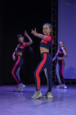Современные танцы для детей