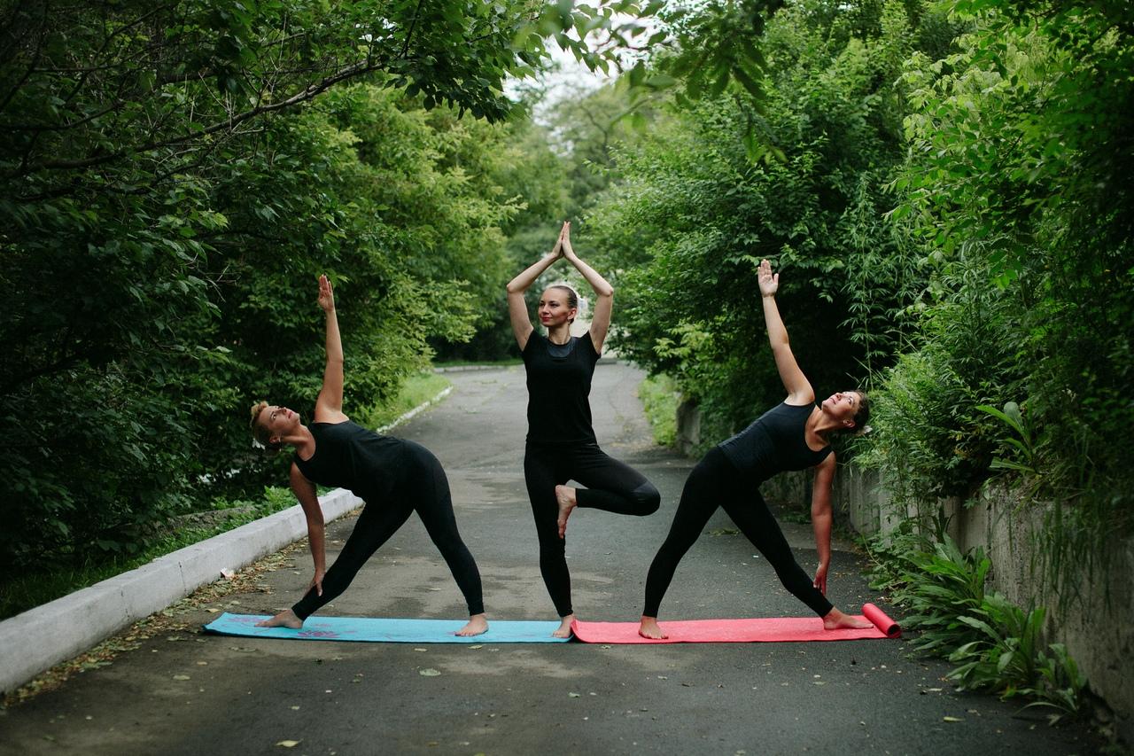 Йога - гармония души и тела