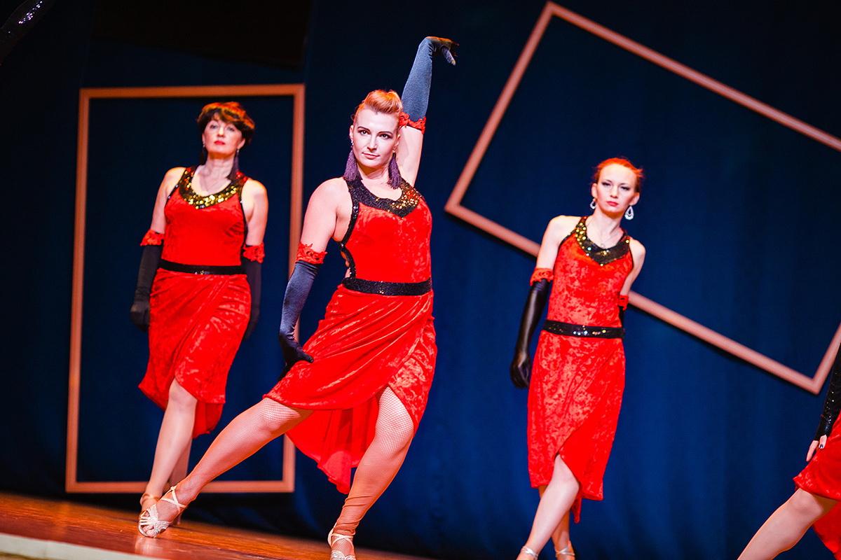 Танго - танец откровение