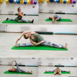 Yoga стрейчинг