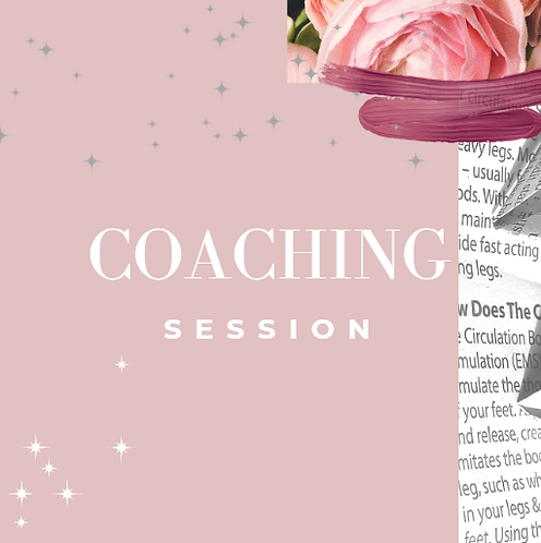 Coaching Session (1hr)