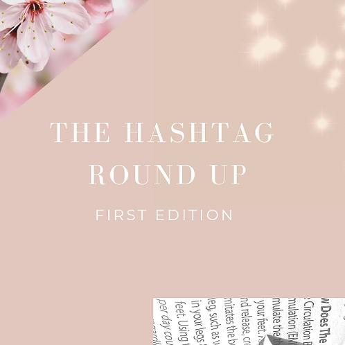 Hashtag Round-Up