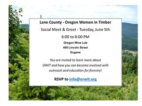 Lane County Meet And Greet