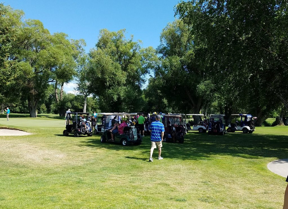 2018 Union County OWIT Golf Tournament