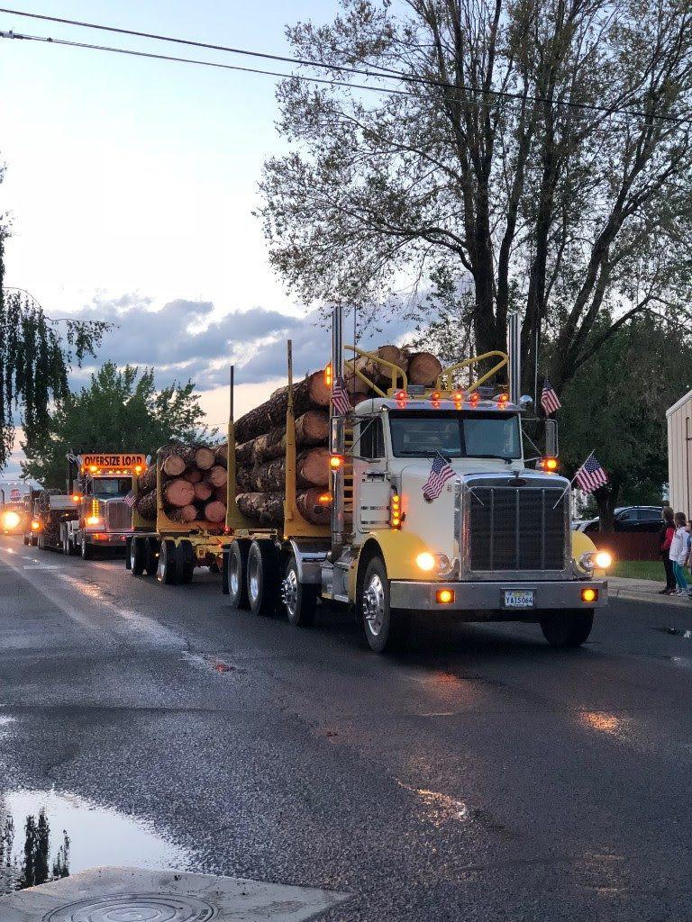 2018 Ag Timber Parade