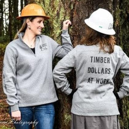 Timber Dollars at Work Sweatshirt