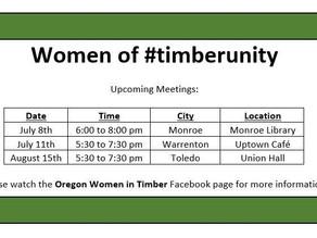 Women of #timberunity