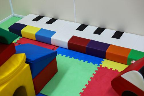 Soft Play Area