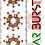 Thumbnail: Starburst Tablerunner