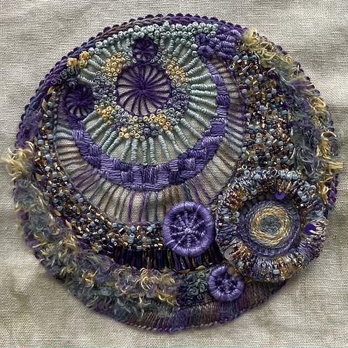 Improvisational Embroidery