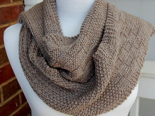 Beginner Knitting Level 1: Learning to knit