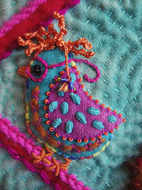 Advanced Hand Embroidery