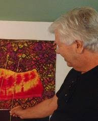 Al Cote is joining us for an Art Quilt Workshop Series