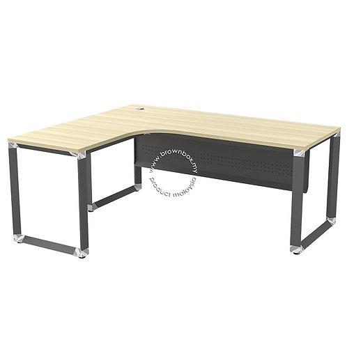 malaysia executive manager director L-shape table
