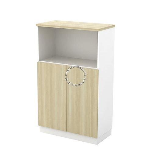 Semi Swing Door Medium Cabinet B-YOD 13(E)