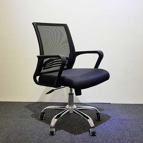 Lelong Corner: Medium Back Mesh Chair
