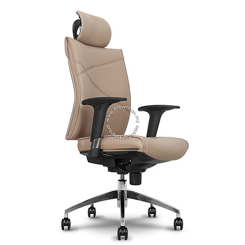 presidential manager director boss leather pu chair malaysia