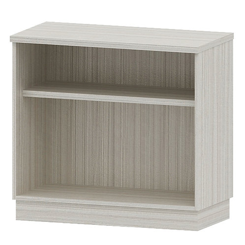 Lelong Corner: Open Shelf Cabinet Special Color (Ready Stock)