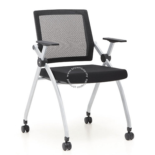 office furniture malaysia training chair for lecture hall training room with tablet