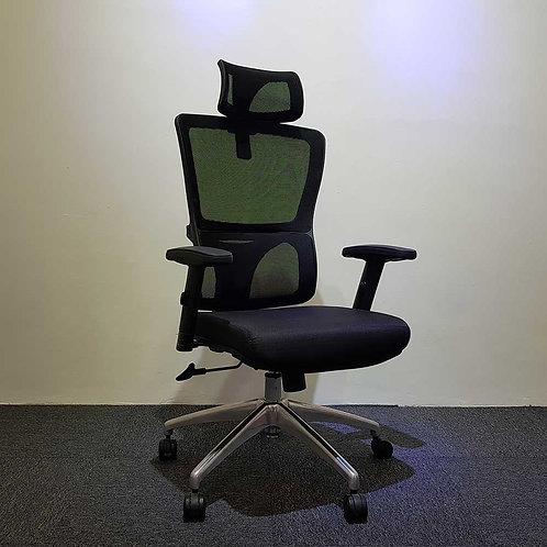 Lelong Corner: High Back Mesh Chair