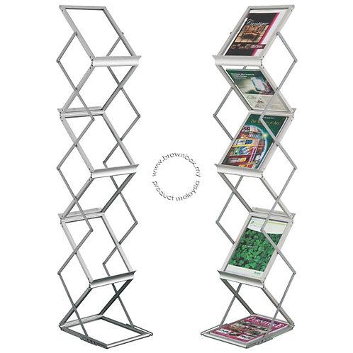 Malaysia magazine leaflet brochure stand rack office use display