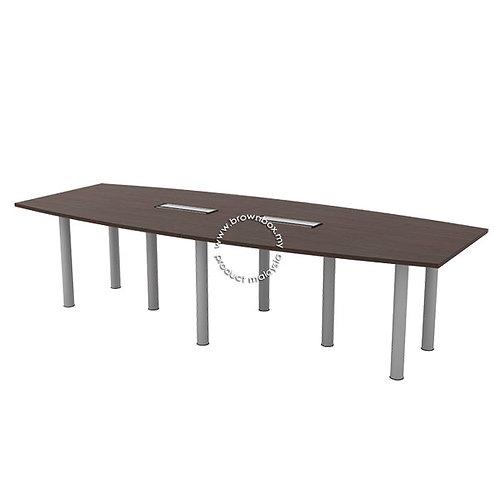 Q series Boat Shape Meeting Table