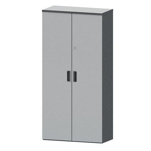 Lelong Corner: Swing Door High Cabinet (Ready Stock)