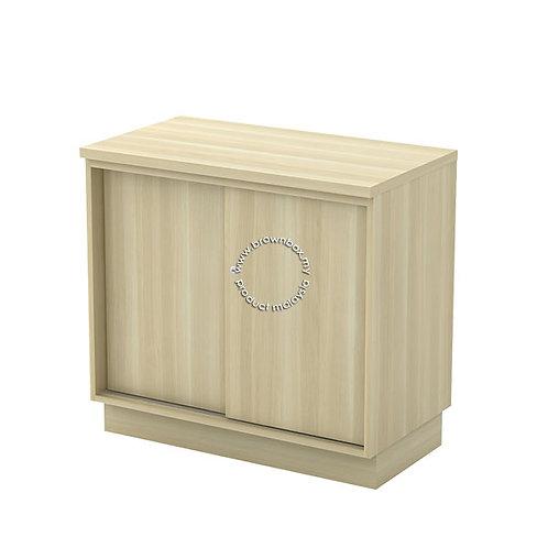 Sliding Door Low Cabinet 750mm Height