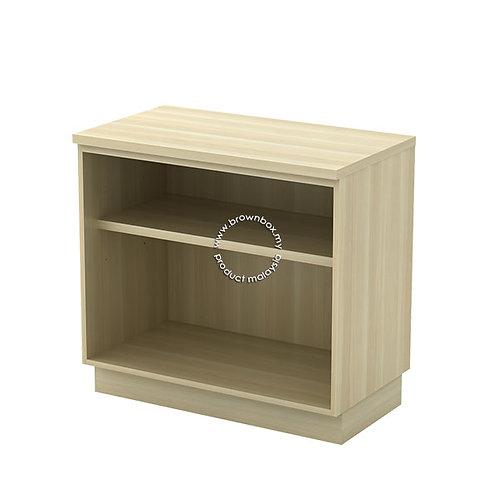 Open Shelf Low Cabinet 750mm Height