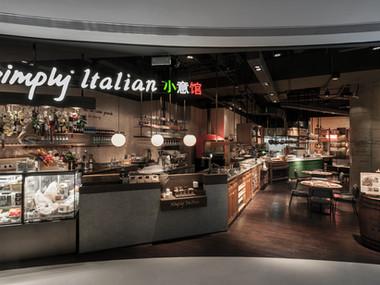 SIMPLY ITALIAN - HOPSON