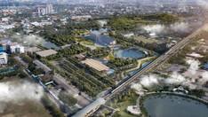 THAILAND IRRIGATION PARK