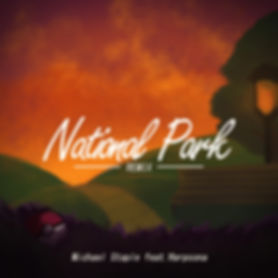 National-Park-Lo-Fi-Hip-Hop-RMX-Album-Co