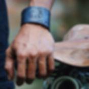 ARTcycle Bali upcycle rubber bracelets