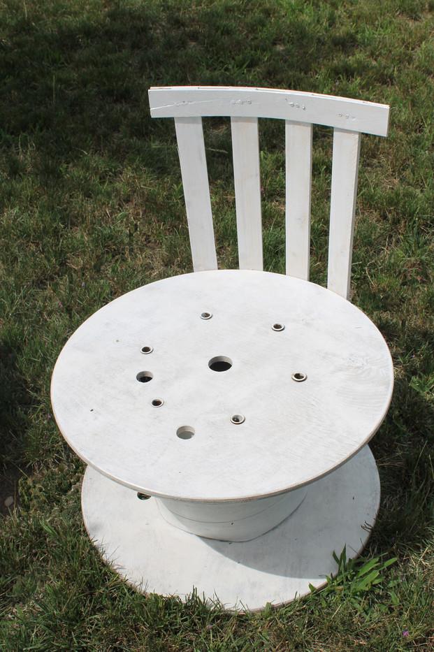 sedia recupero bobina