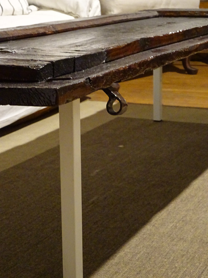 dettaglio vista tavolo