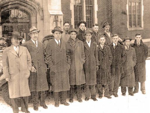 St. Joe won state Catholic hoops titles in 1939, 1941