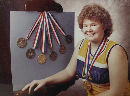 C-L's Davis area's most decorated athlete in state track meet