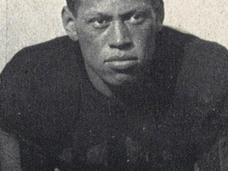 1920s Oilers football star faced racism in college