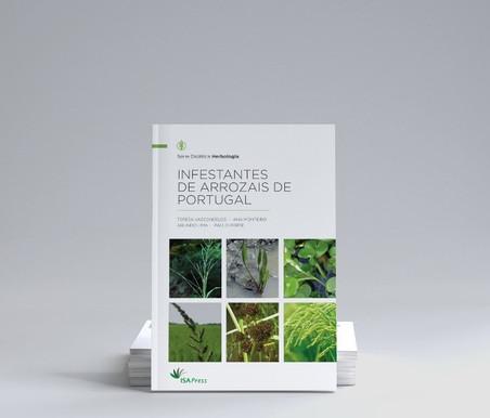 """Lusosem e Instituto Superior de Agronomia apresentam livro """"Infestantes de Arrozais de Portugal"""" um"""