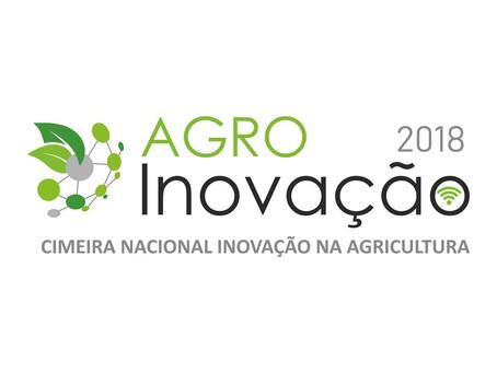 Cimeira Nacional de Agricultura - AGRO INOVAÇÃO 2018   29 de Outubro