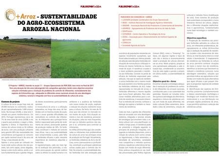 Publireportagem na Revista AGROTEC