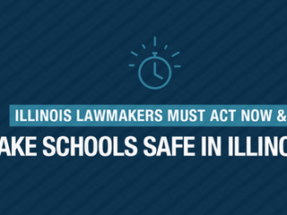 Tell Your Legislators: We Need Action to Keep Students and Schools Safe!