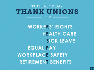 Labor Day Gratitude: A Message from IFT President Dan Montgomery