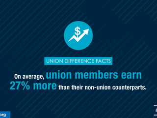 The Union Difference: Wages